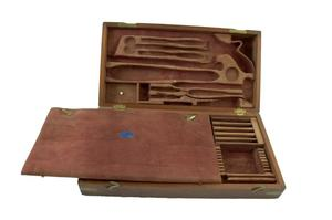 Primary view of object titled '[Medical Instrument Case]'.