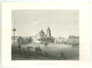 Primary view of object titled 'Military Plaza: San Antonio'.