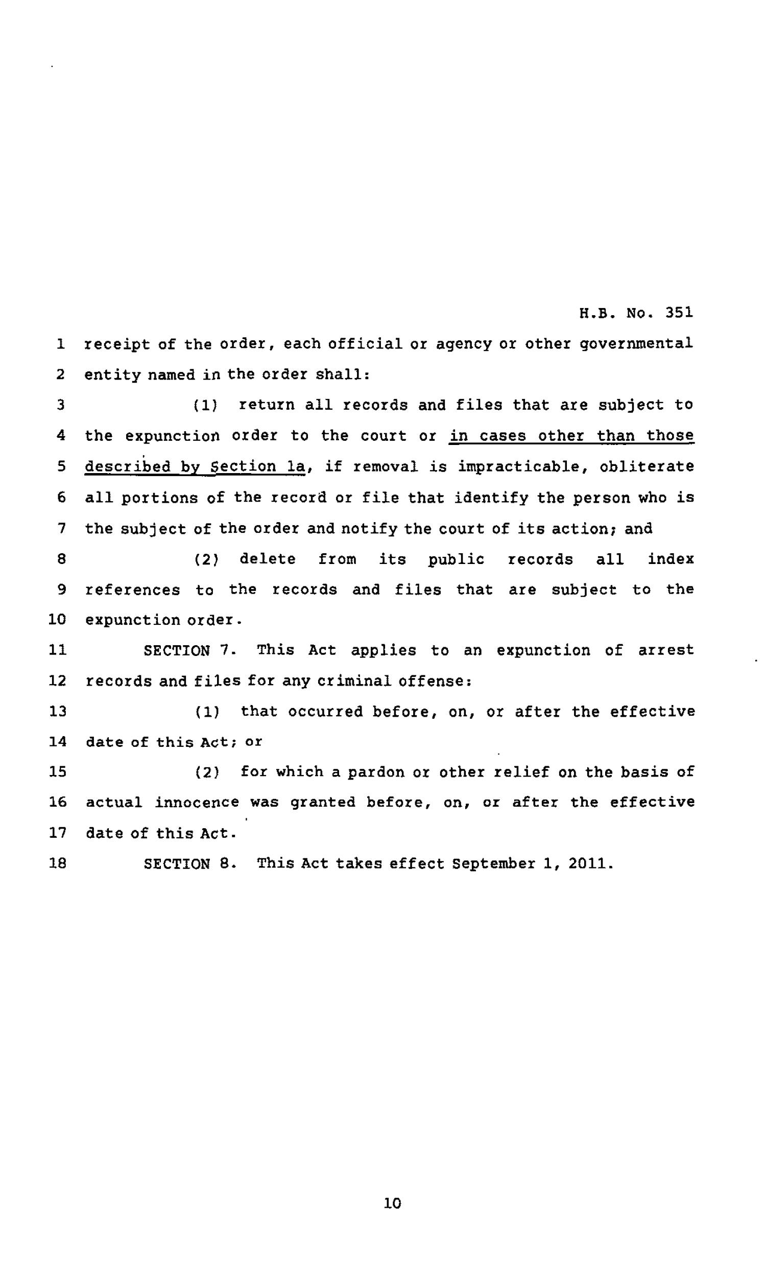82nd Texas Legislature, Regular Session, House Bill 351, Chapter 690                                                                                                      [Sequence #]: 10 of 11