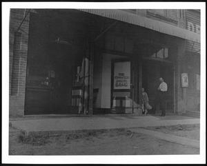 Primary view of object titled 'Citizens State Bank, Richardson, Texas'.