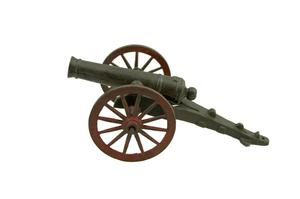 Primary view of object titled 'Toy cannon'.