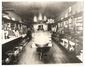 Primary view of object titled 'Harben's Drug Store, Richardson, Texas'.
