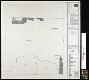 Primary view of object titled 'Flood Insurance Rate Map: Dallas County, Texas (Unincorporated Areas), Panel 10 of 360.'.