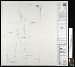 Primary view of object titled 'Flood Insurance Rate Map: Dallas County, Texas (Unincorporated Areas), Panel 90 of 360.'.