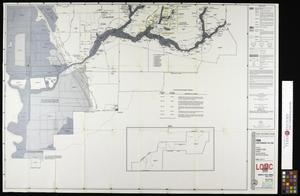 Primary view of object titled 'Flood Insurance Rate Map: City of Carrollton, Texas, Dallas, Denton, and Collin Counties, Panel 15 of 15.'.
