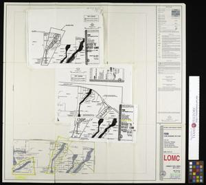 Primary view of object titled 'Flood Insurance Rate Map: City of Dallas, Texas, Dallas, Denton, Collin, Rockwall and Kaufman Counties, Panel 5 of 235.'.