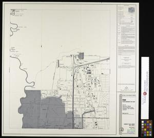 Primary view of object titled 'Flood Insurance Rate Map: City of Dallas, Texas, Dallas, Denton, Collin, Rockwall and Kaufman Counties, Panel 50 of 235.'.