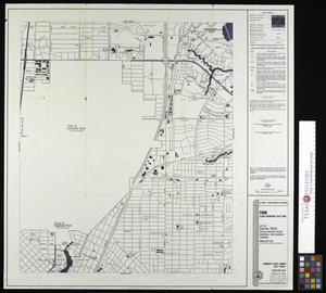 Primary view of object titled 'Flood Insurance Rate Map: City of Dallas, Texas, Dallas, Denton, Collin, Rockwall and Kaufman Counties, Panel 95 of 235.'.