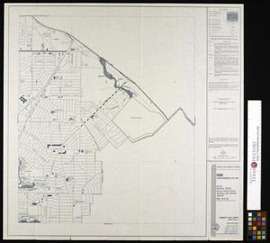 Primary view of object titled 'Flood Insurance Rate Map: City of Dallas, Texas, Dallas, Denton, Collin, Rockwall and Kaufman Counties, Panel 105 of 235.'.