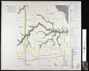 Primary view of object titled 'Flood Insurance Rate Map: Denton County, Texas and Incorporated Areas, Panel 220 of 750.'.