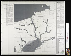 Primary view of object titled 'Flood Insurance Rate Map: Denton County, Texas and Incorporated Areas, Panel 235 of 750.'.