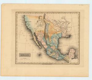 "Primary view of object titled '""Mexico""'."