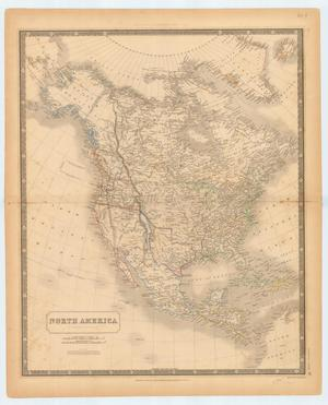 "Primary view of object titled '""North America""'."
