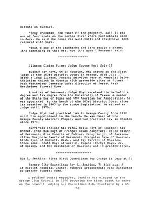 Las Sabinas, Volume 18, Number 4, October 1992 - Page 56