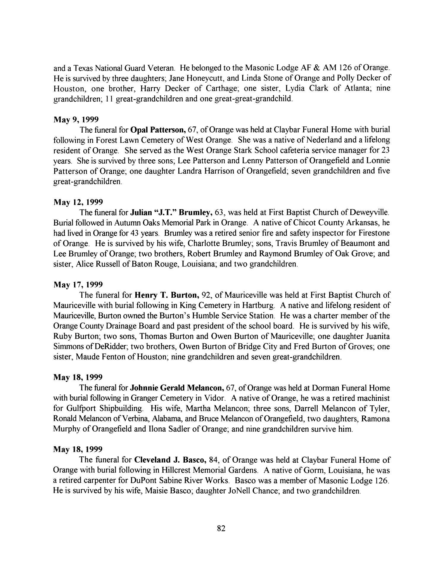 Las Sabinas Volume Number 3 Page The Portal to