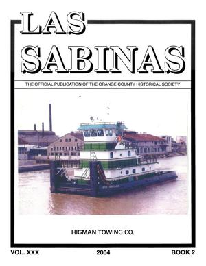 Las Sabinas, Volume 30, Number 2, 2004