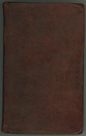 Primary view of object titled 'The United States Gazetteer: Containing an Authentic description of the Several States'.