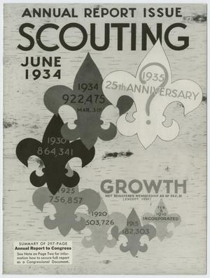 Scouting, [Volume 22, Number 6,] June 1934