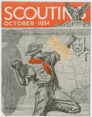 Scouting, Volume 22, Number 9, October 1934