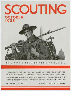 Scouting, Volume 23, Number 9, October 1935