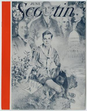 Scouting, Volume 25, Number 6, June 1937