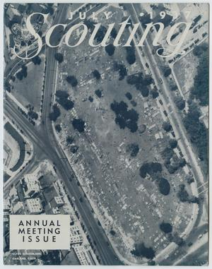 Scouting, Volume 25, Number 7, July 1937