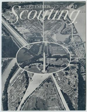 Scouting, Volume 25, Number 9, September 1937