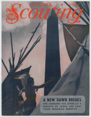Scouting, Volume 25, Number 9, October 1937
