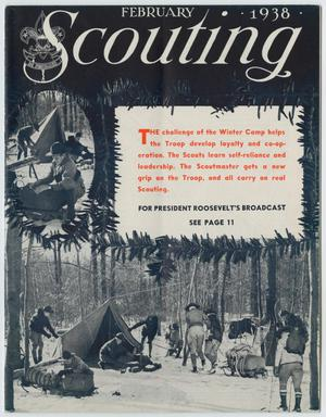 Scouting, Volume 26, Number 2, February 1938