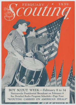 Scouting, Volume 27, Number 2, February 1939