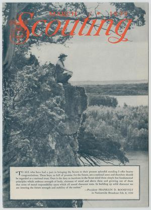 Scouting, Volume 27, Number 3, March 1939