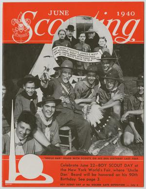 Scouting, Volume 28, Number 6, June 1940