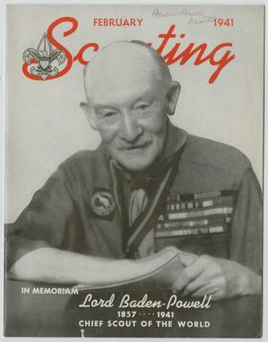 Scouting, Volume 29, Number 2, February 1941