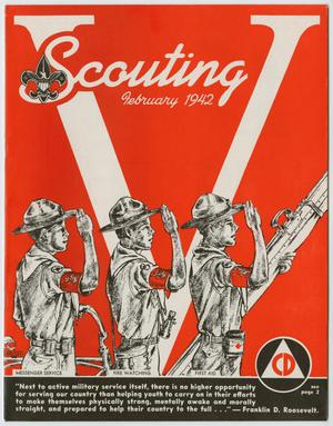 Scouting, Volume 30, Number 2, February 1942
