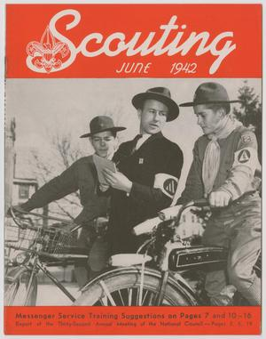 Scouting, Volume 30, Number 6, June 1942