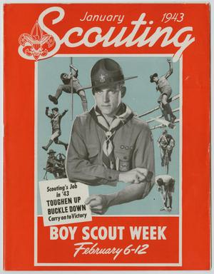 Scouting, Volume 31, Number 1, January 1943