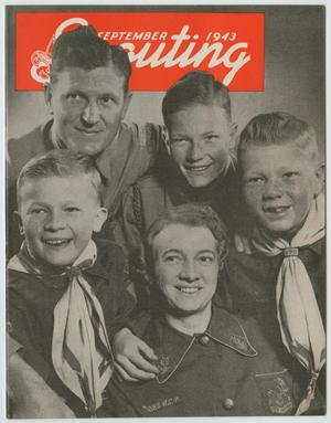 Scouting, Volume 31, Number 8, September 1943