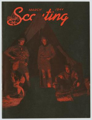 Scouting, Volume 32, Number 3, March 1944