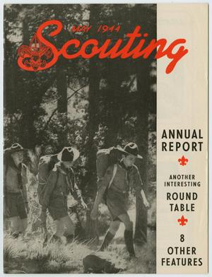 Scouting, Volume 32, Number 5, May 1944