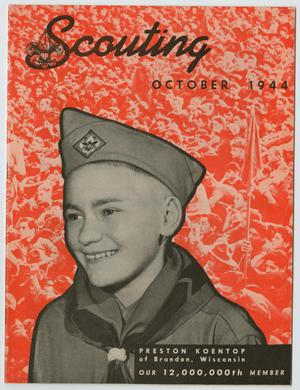 Scouting, Volume 32, Number 8, October 1944