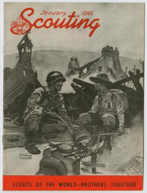 Scouting, Volume 33, Number 1, January 1945