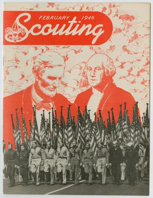 Scouting, Volume 34, Number 2, February 1946