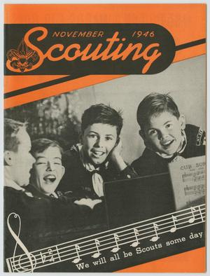 Scouting, Volume 34, Number 9, November 1946
