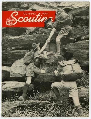 Scouting, Volume 35, Number 8, October 1947