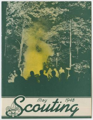 Scouting, Volume 36, Number 5, May 1948