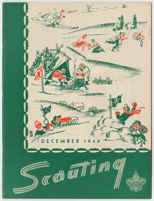 Scouting, Volume 36, Number 10, December 1948