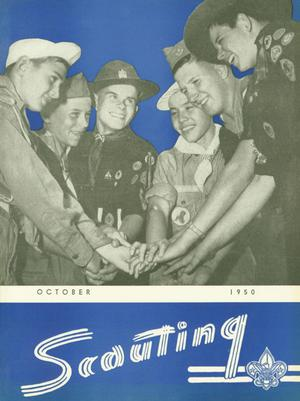 Scouting, Volume 38, Number 8, October 1950