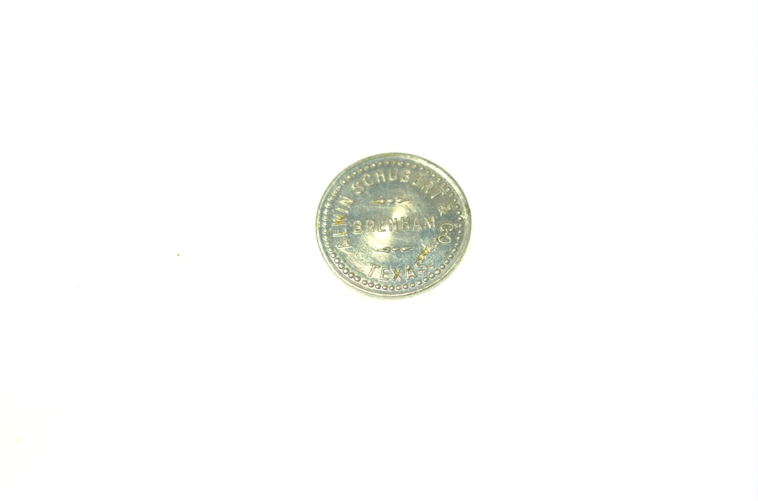 [5-Cent Merchandise Token]                                                                                                      [Sequence #]: 1 of 2