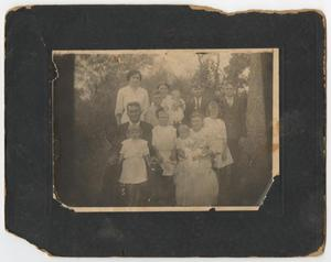 Primary view of object titled '[Wright Family Portrait]'.