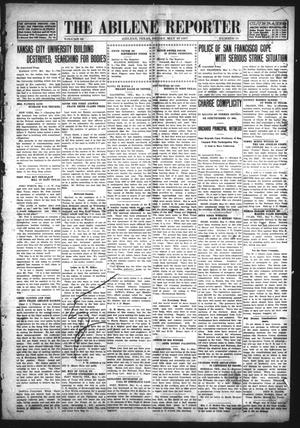 Primary view of object titled 'The Abilene Reporter (Abilene, Tex.), Vol. 28, No. 19, Ed. 1 Friday, May 10, 1907'.